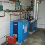 Church In Stillwater AFTER New Boiler Installation